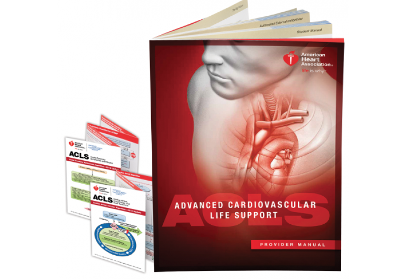 ACLS Renewal Course on Tuesday, July 02, 2019  (8:00 am - 12:00 pm)